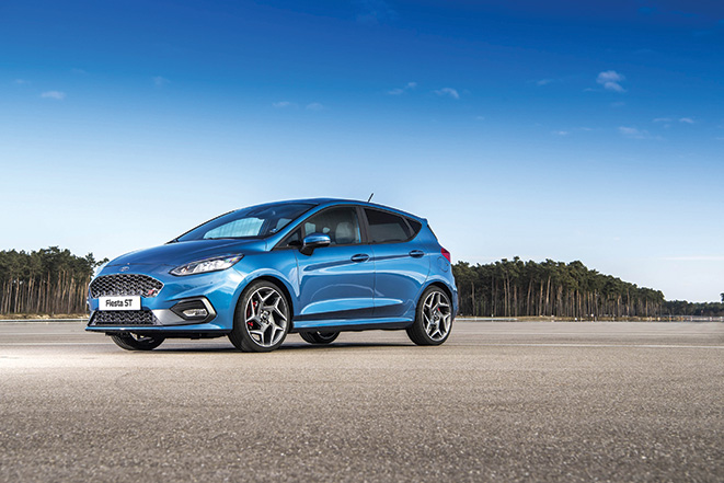 A Fiesta option for every driver