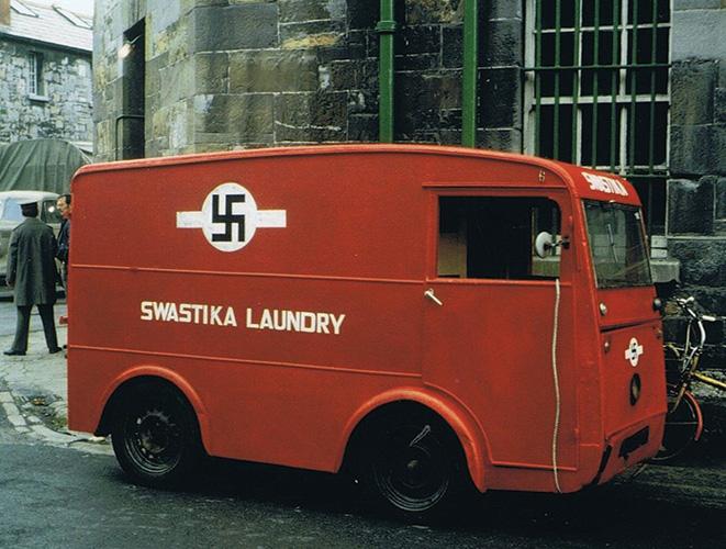 The Swastika Laundry