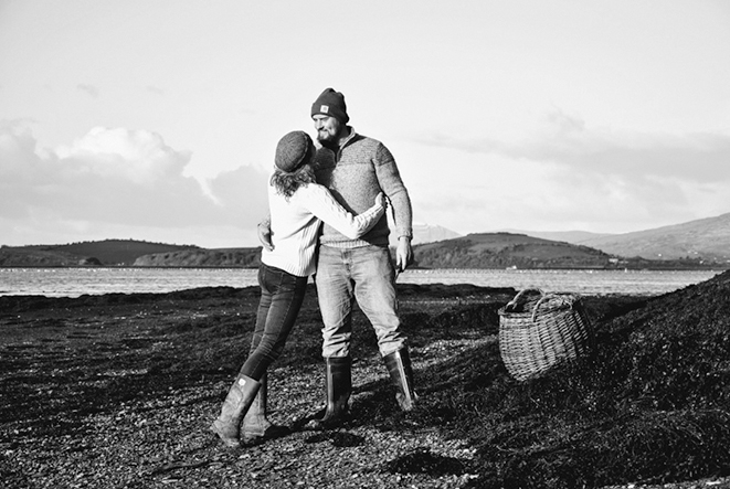 The love story behind the seaweed