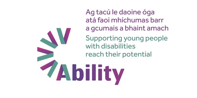 New 'Ability' programme to support young people with disabilities