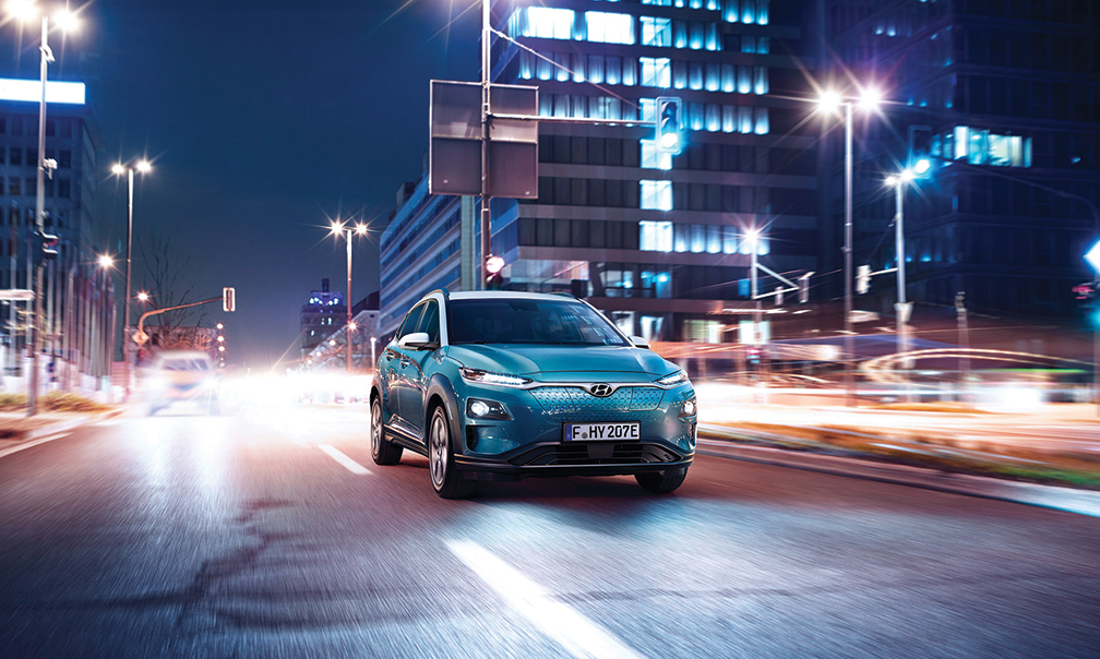 Ease your range anxiety with Hyundai's electric Kona