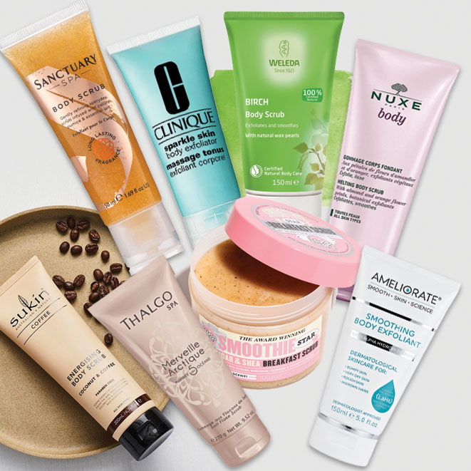 Beauty essentials – the benefits of body scrubs
