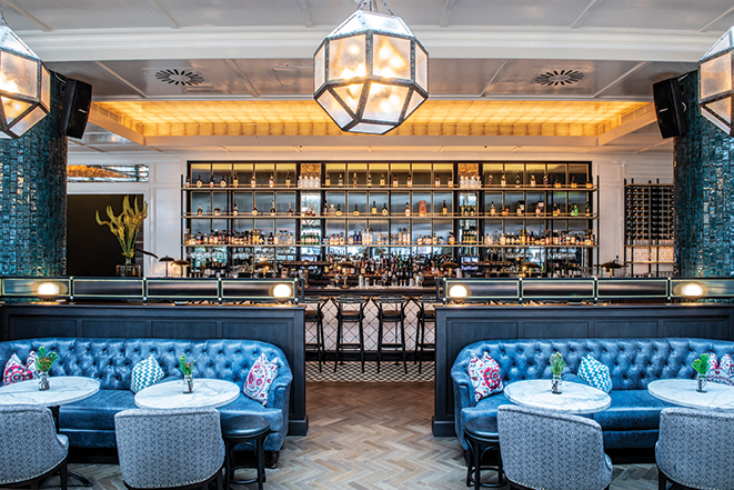 A hotel with easy elegance – The River Lee in Cork is reimagined with style and sophistication in a chic new look