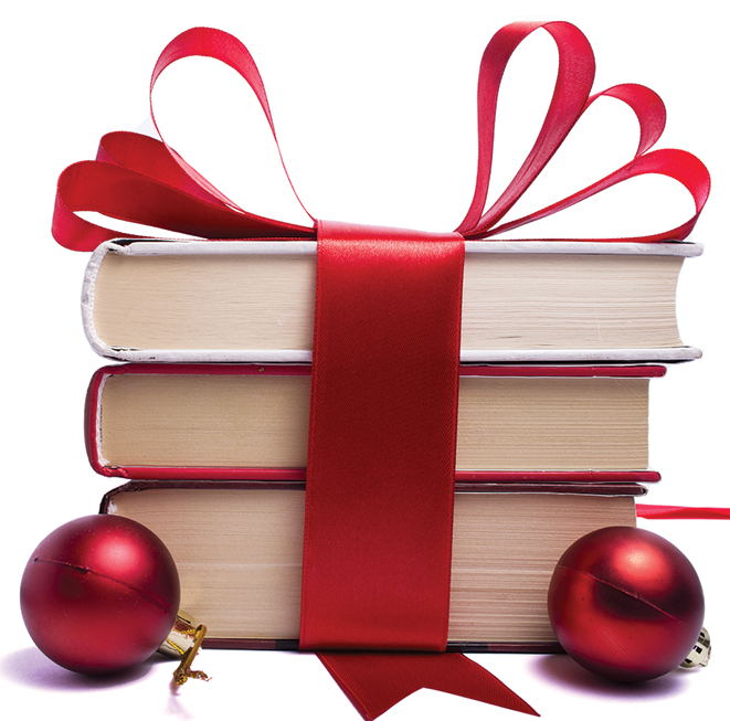 Christmas books for all ages – give the gift of reading
