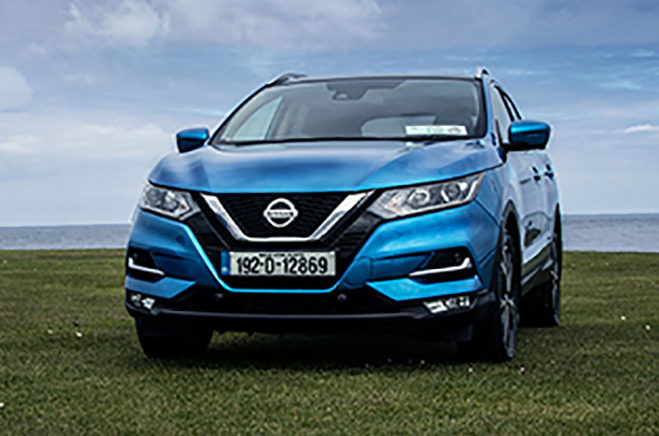 The success of the Nissan Qashqai