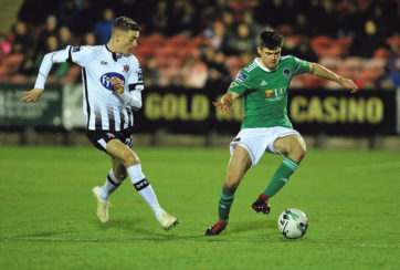 West Cork soccer star signs new contract with Cork City FC
