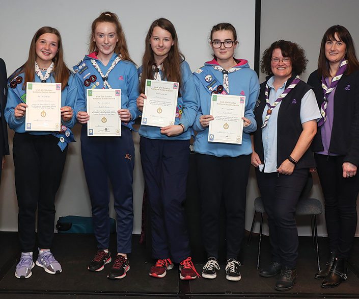 West Cork Girl Guides