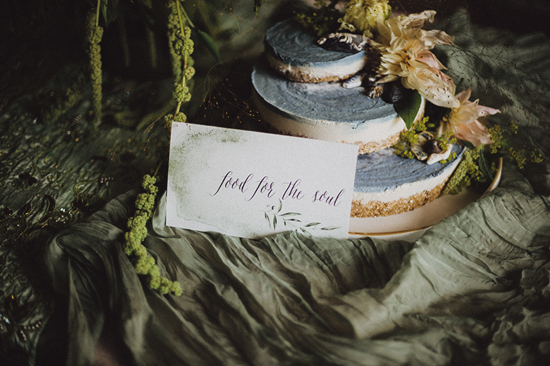 Capturing a sustainable wedding