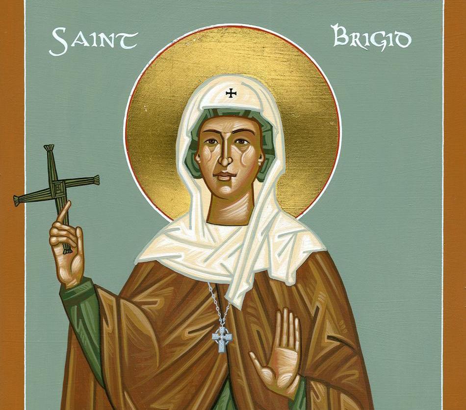 Hail Brigid