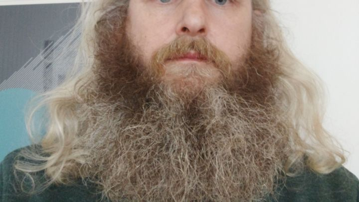 ED nurse from Bandon to shave beard this evening in aid of Marymount and Bandon Day Care Centre