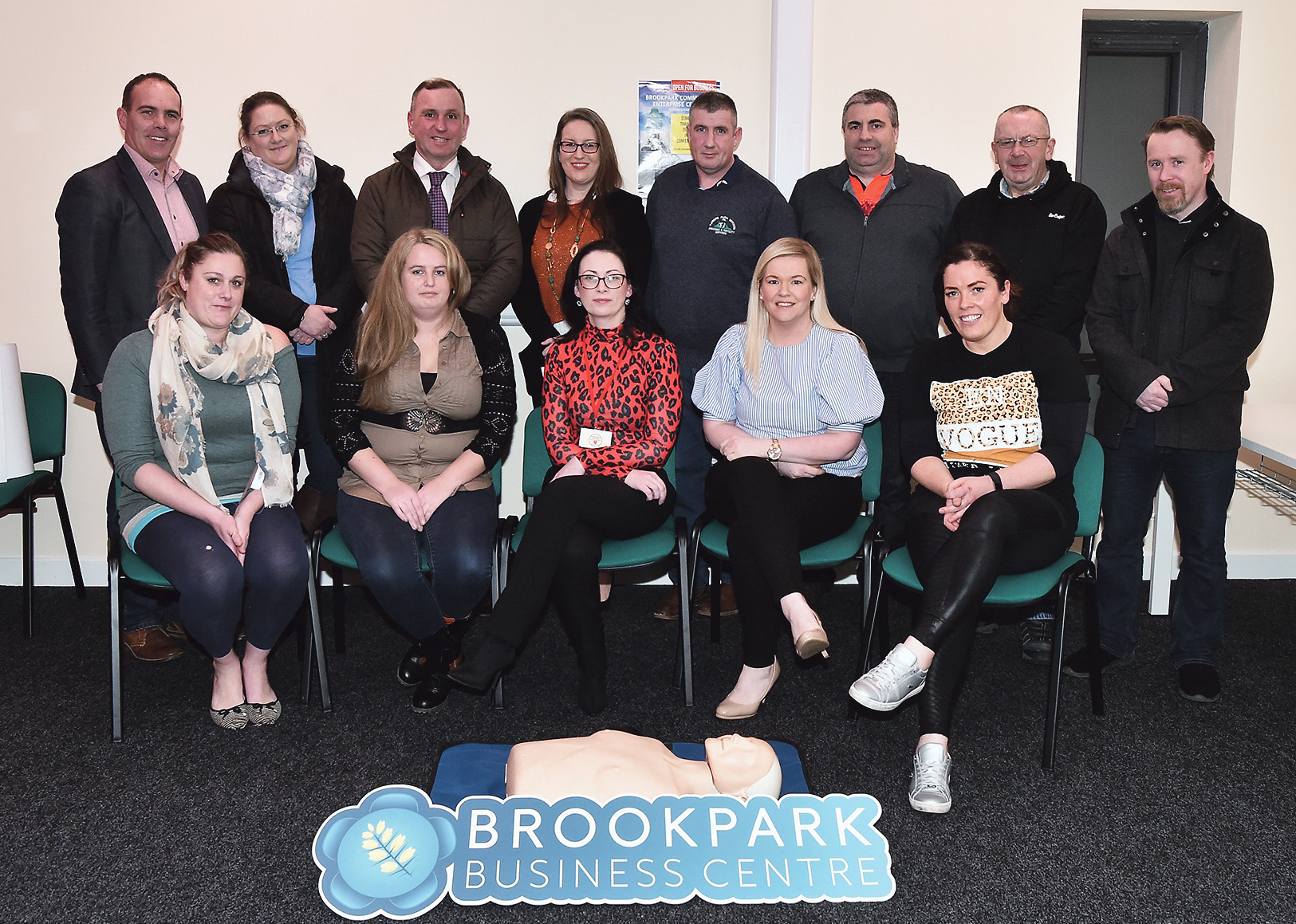 Dunmanway CFR moves forward with the help of donations