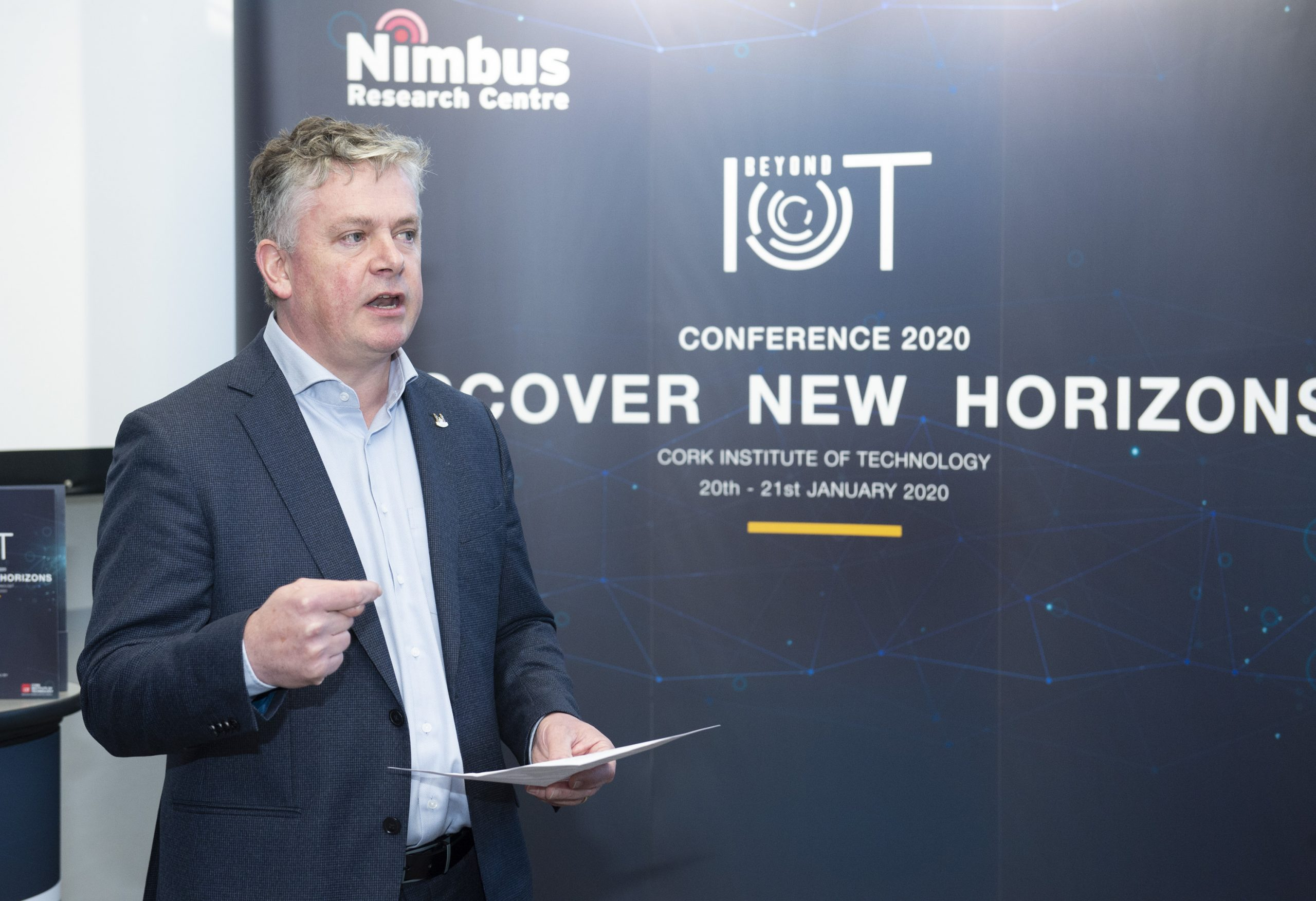 The Nimbus Research Centre – developing technologies that address real needs