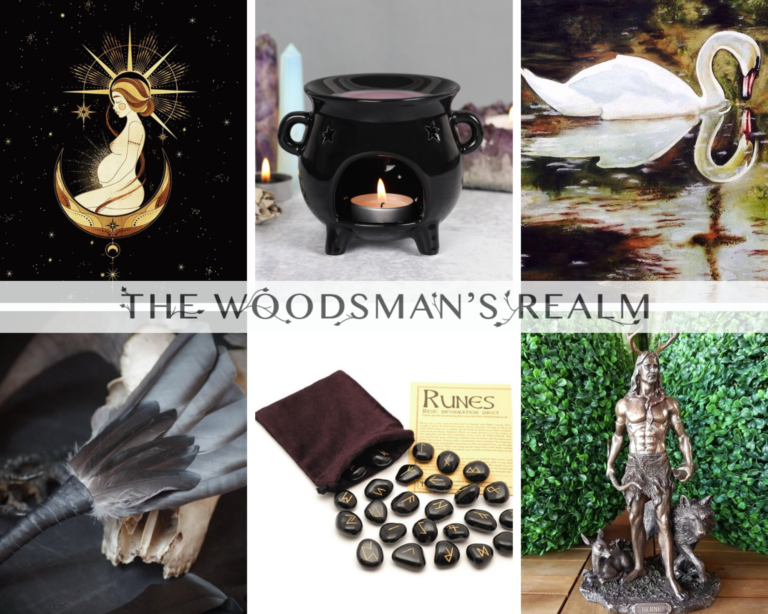 The Woodsman's Realm