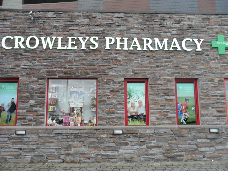 Notice to the Public from Crowley's and Galway's Pharmacies Clonakilty