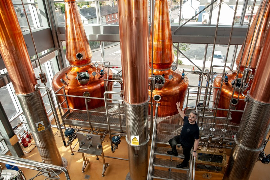 Clonakilty Distillery to manufacture hand sanitisers