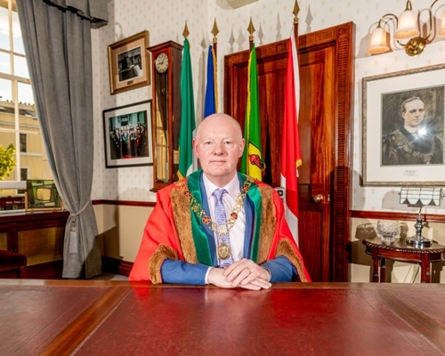 Statement from the Lord Mayor of Cork, Cllr John Sheehan