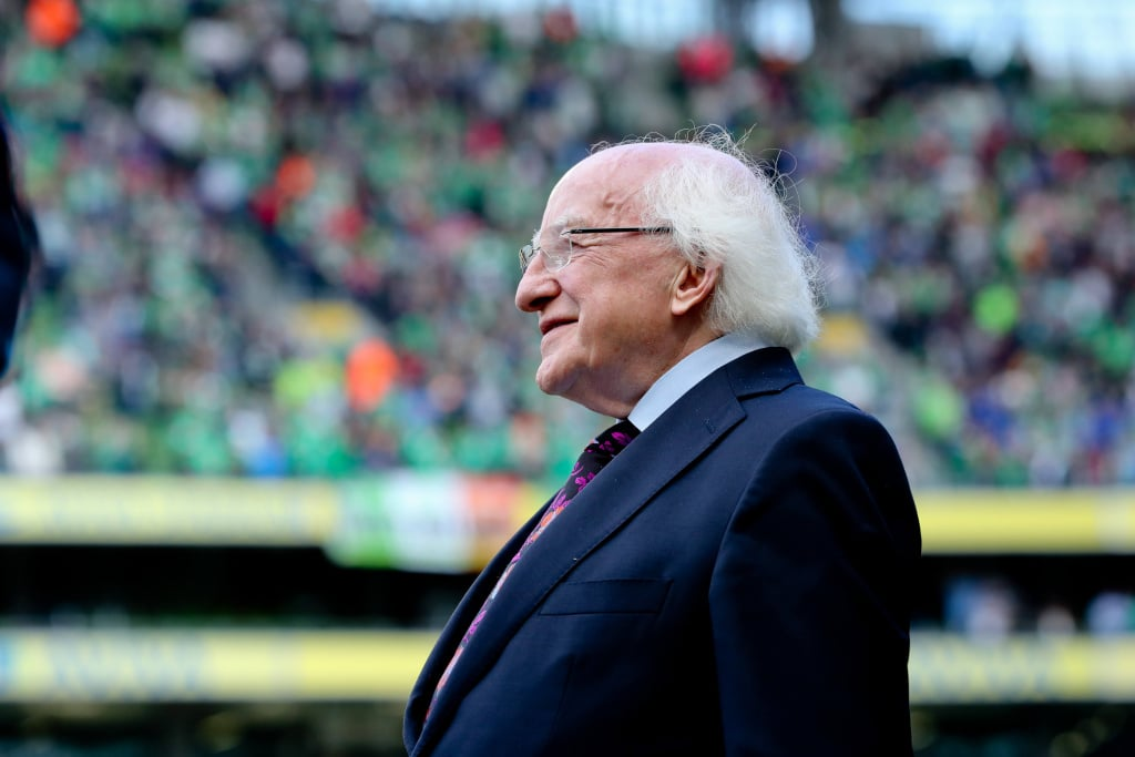 Statement from President Higgins on 'Gaisce sa Bhaile'