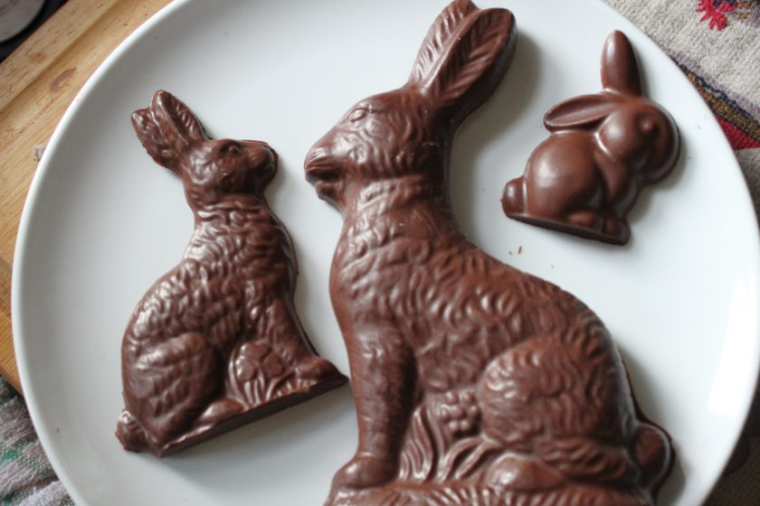Local chocolate company posting out treats for Easter