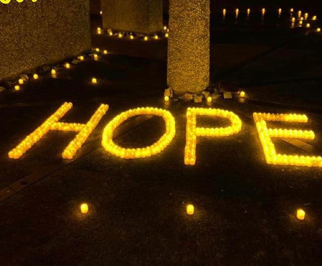 Urgent Darkness Into Light 'Sunrise' appeal for funds