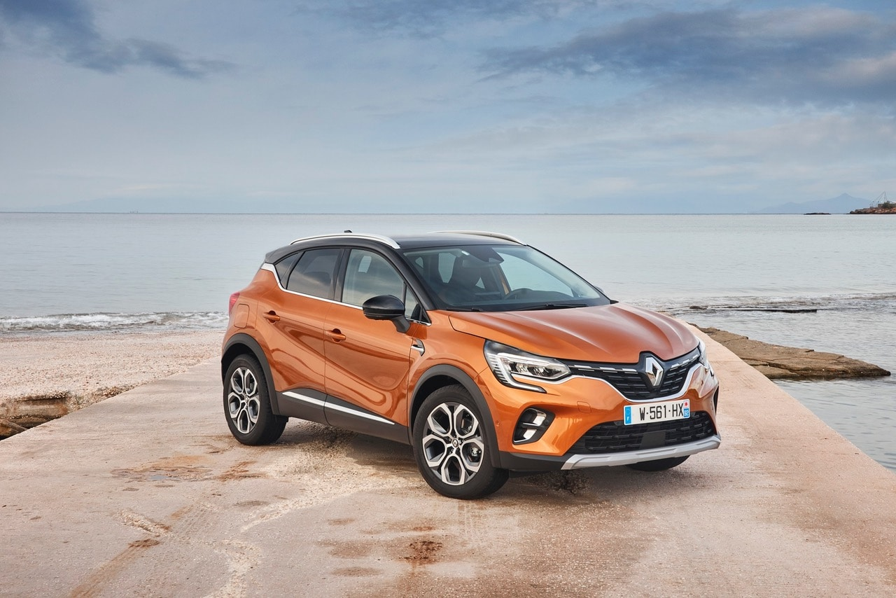 Driving high in the new Renault Captur