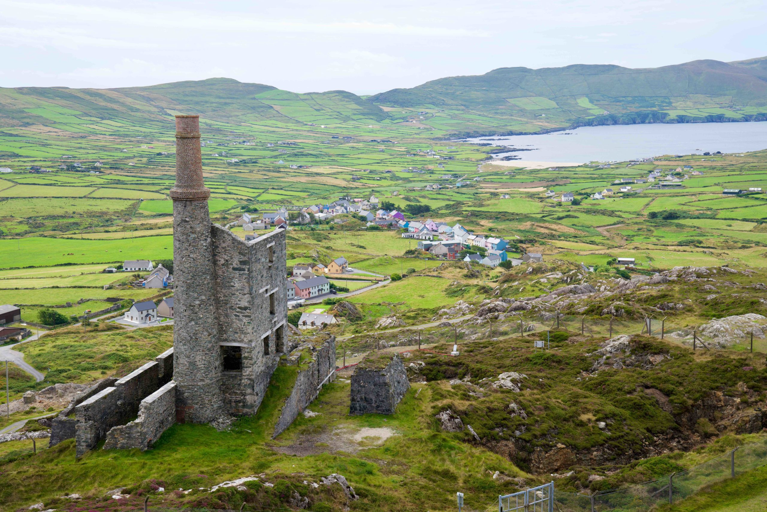 RTÉ series 'Building Ireland' visits Allihies this month