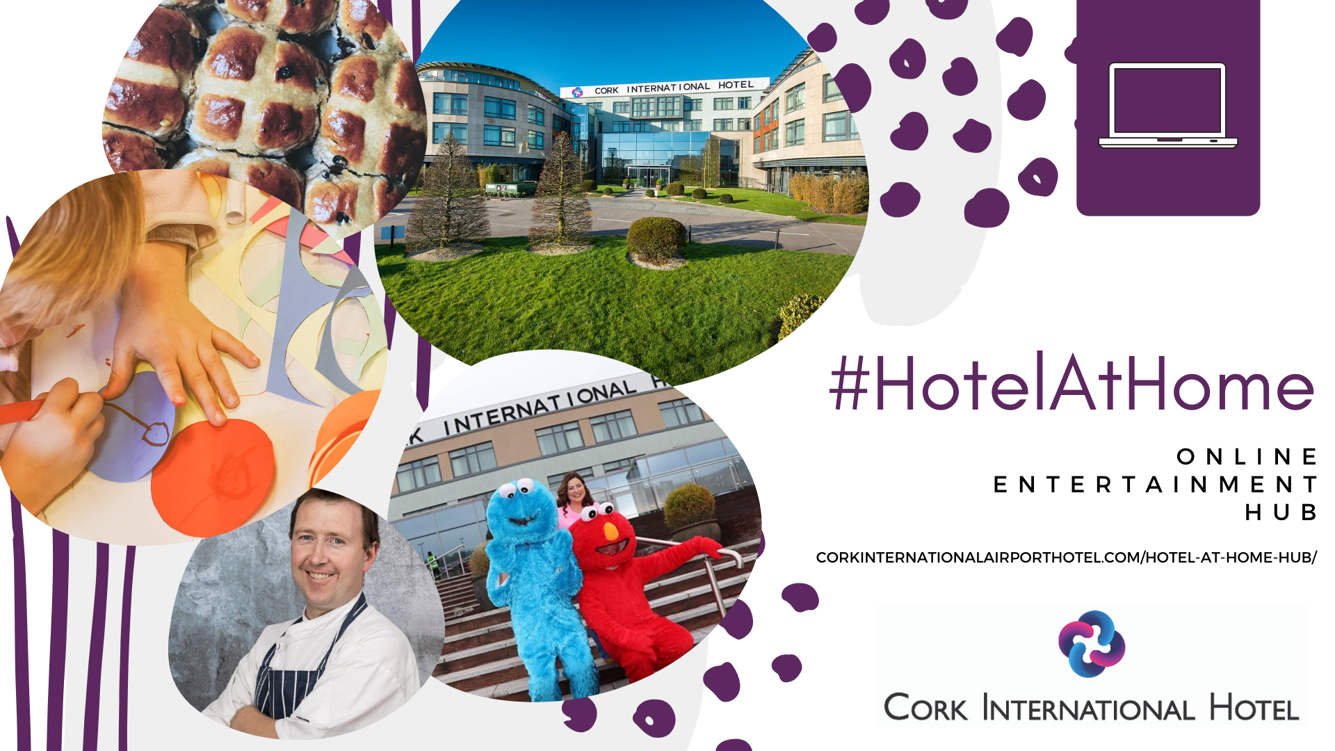 'Hotel at Home' hub launched by Cork International Hotel