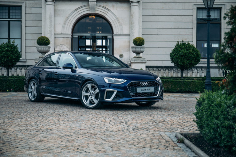 Beautifully crafted cabin reason enough to choose the new Audi A4