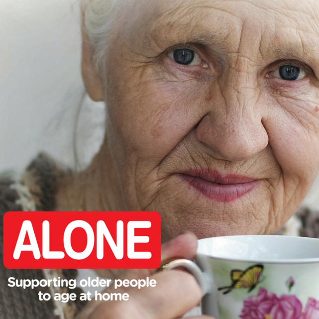 Astonishing €150,000 raised in support of ALONE services