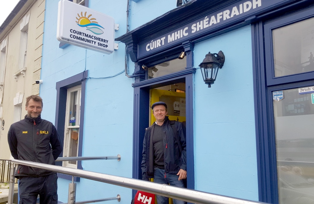 Courtmacsherry responds to Covid-19