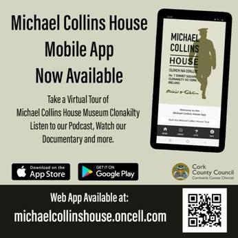 Take the Michael Collins House virtual tour