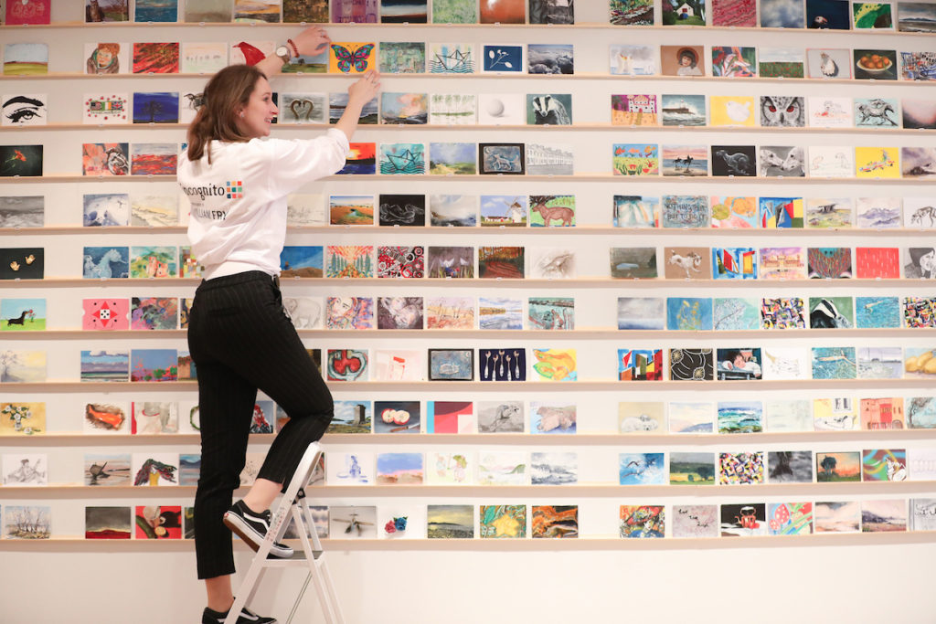 Incognito launches online art sale in aid of Jack & Jill