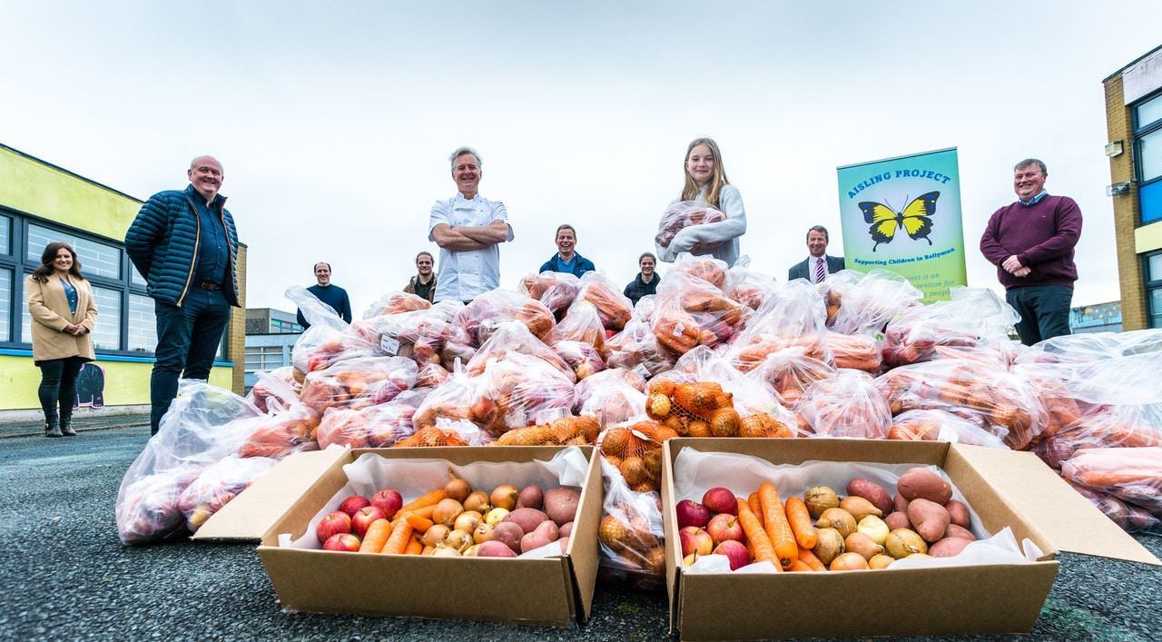 'Good Grub' aims to go to Co. Cork as big-ticket donations boost fresh food initiative