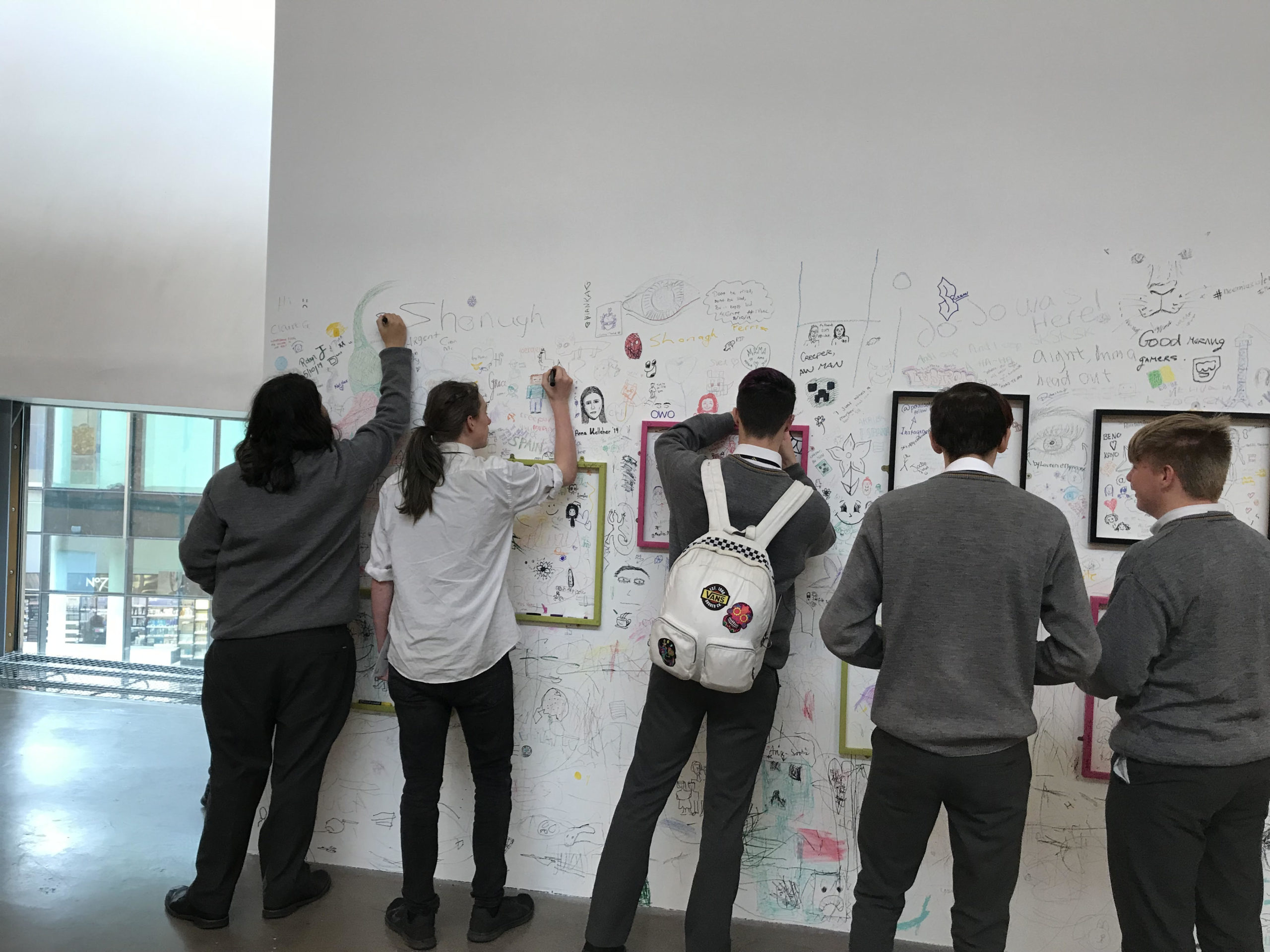 Crawford Art Gallery reaches out to leaving cert students and teachers