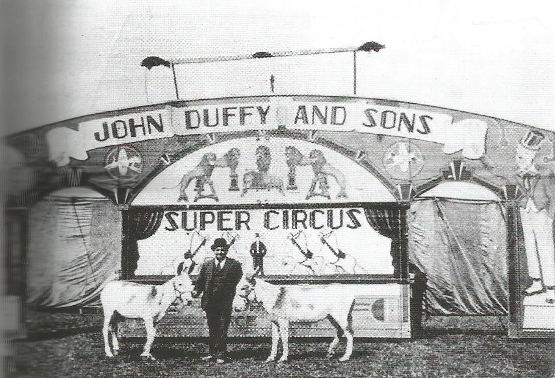 A trip down memory lane: Dunmanway and Duffy's Circus