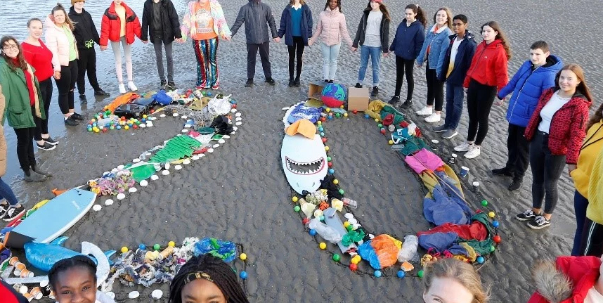 Plastic Warriors from Kilcrohane reach final of National Environmental Awards