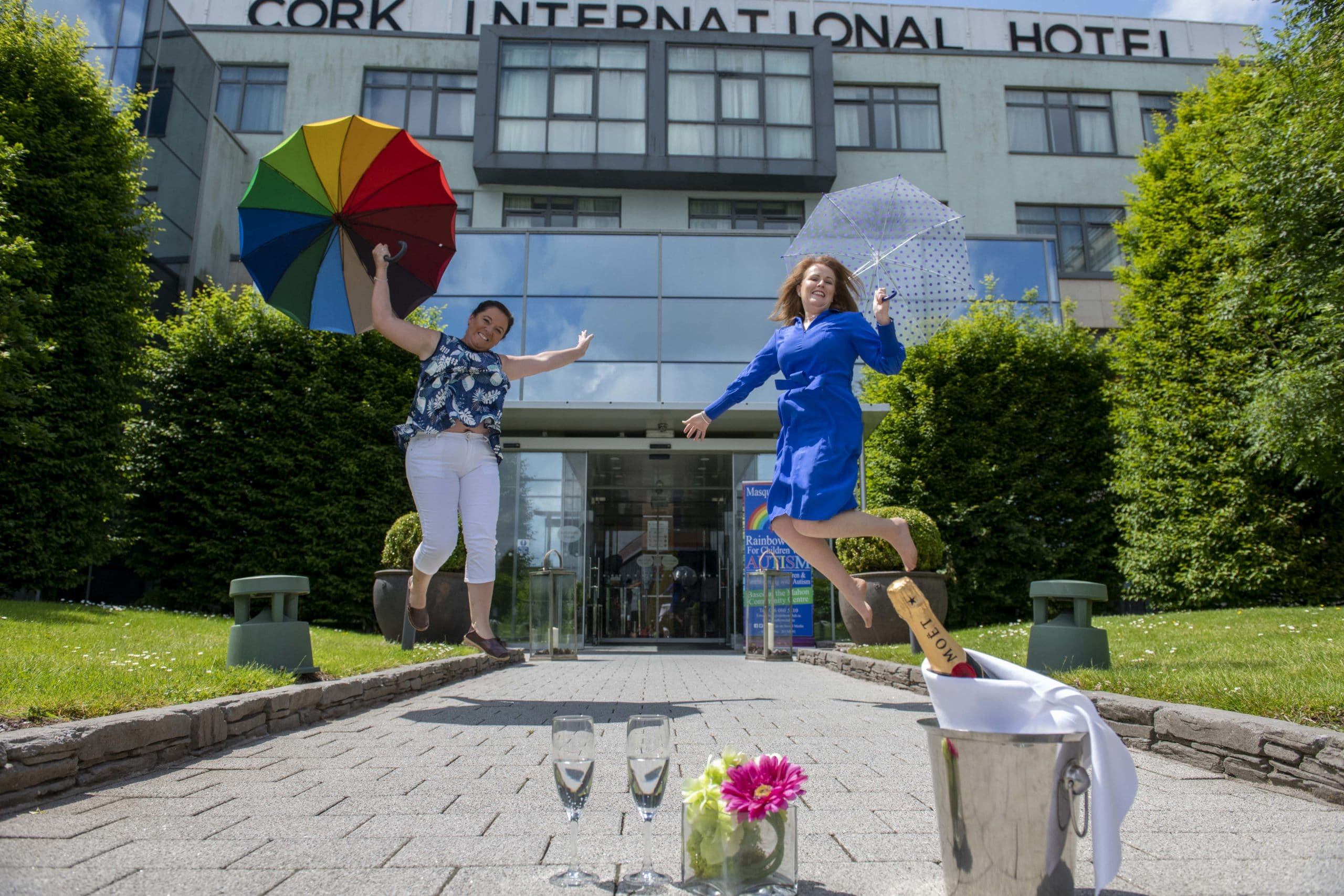 Cork International Hotel is giving away their hotel to raise €100,000 for charity