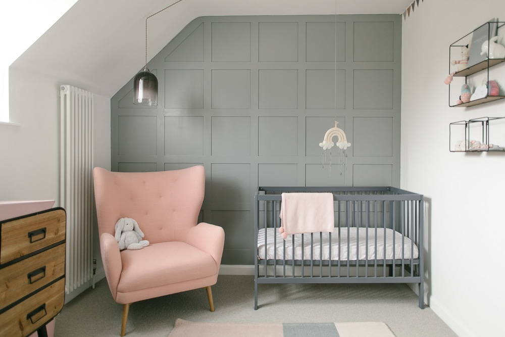Creating a beautiful nursery