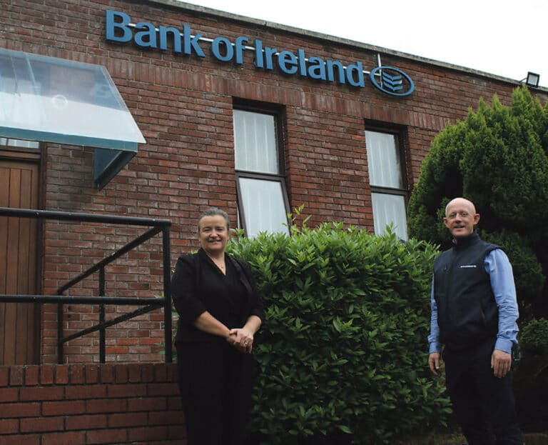 Bank Of Ireland's view on the  sustainability of West Cork farmers
