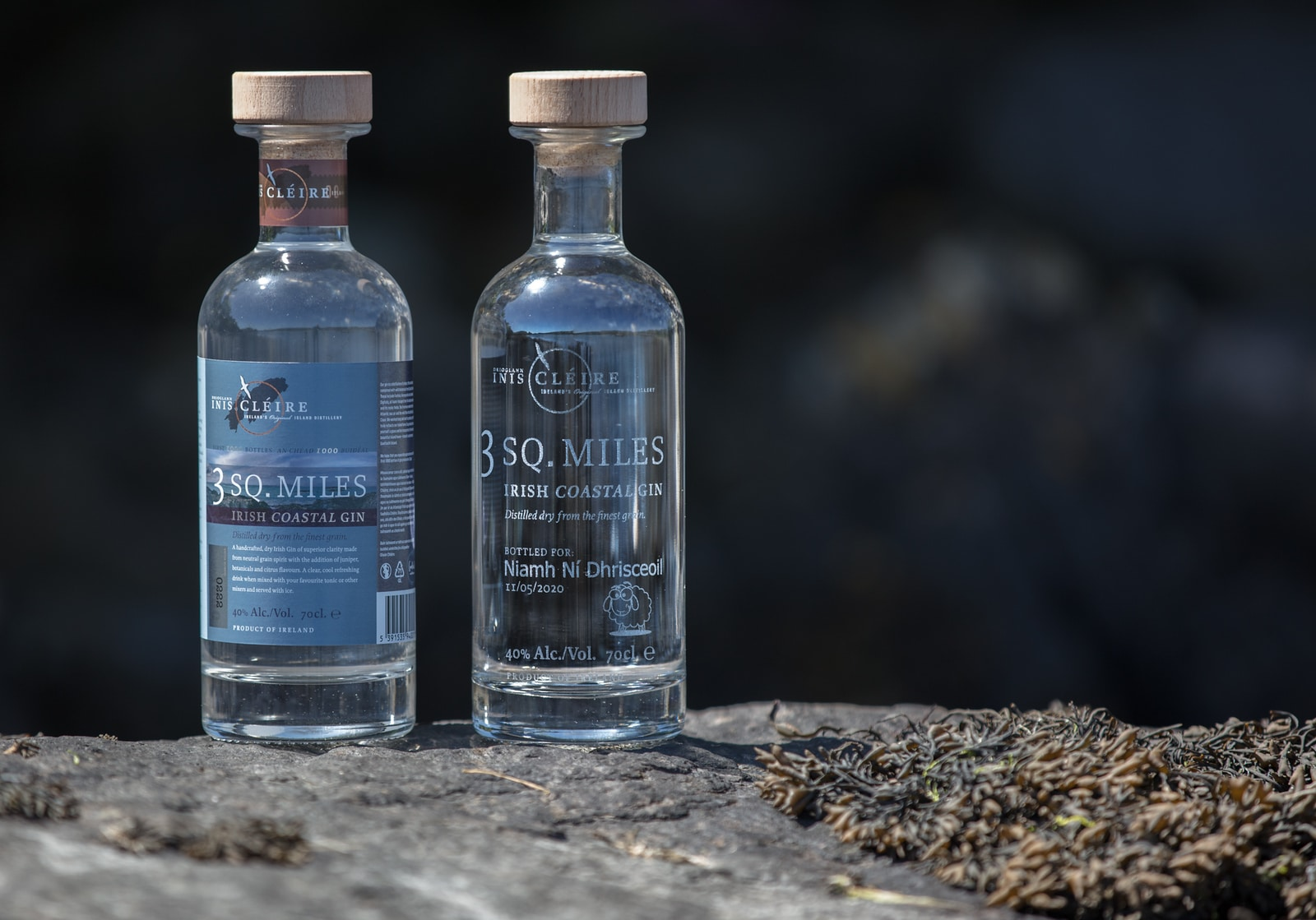 Cape Clear Island Distillery wins Silver at 2020 London Spirits Competition