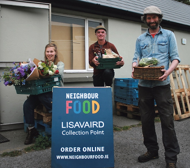 NeighbourFood provides a community-friendly way to shop