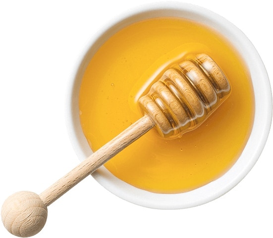 The magic of honey