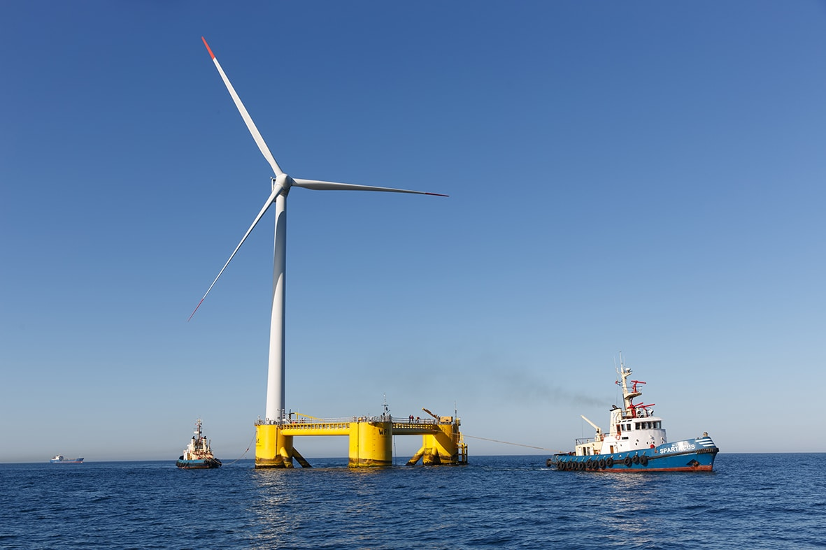 Plans for floating offshore wind project south of Kinsale