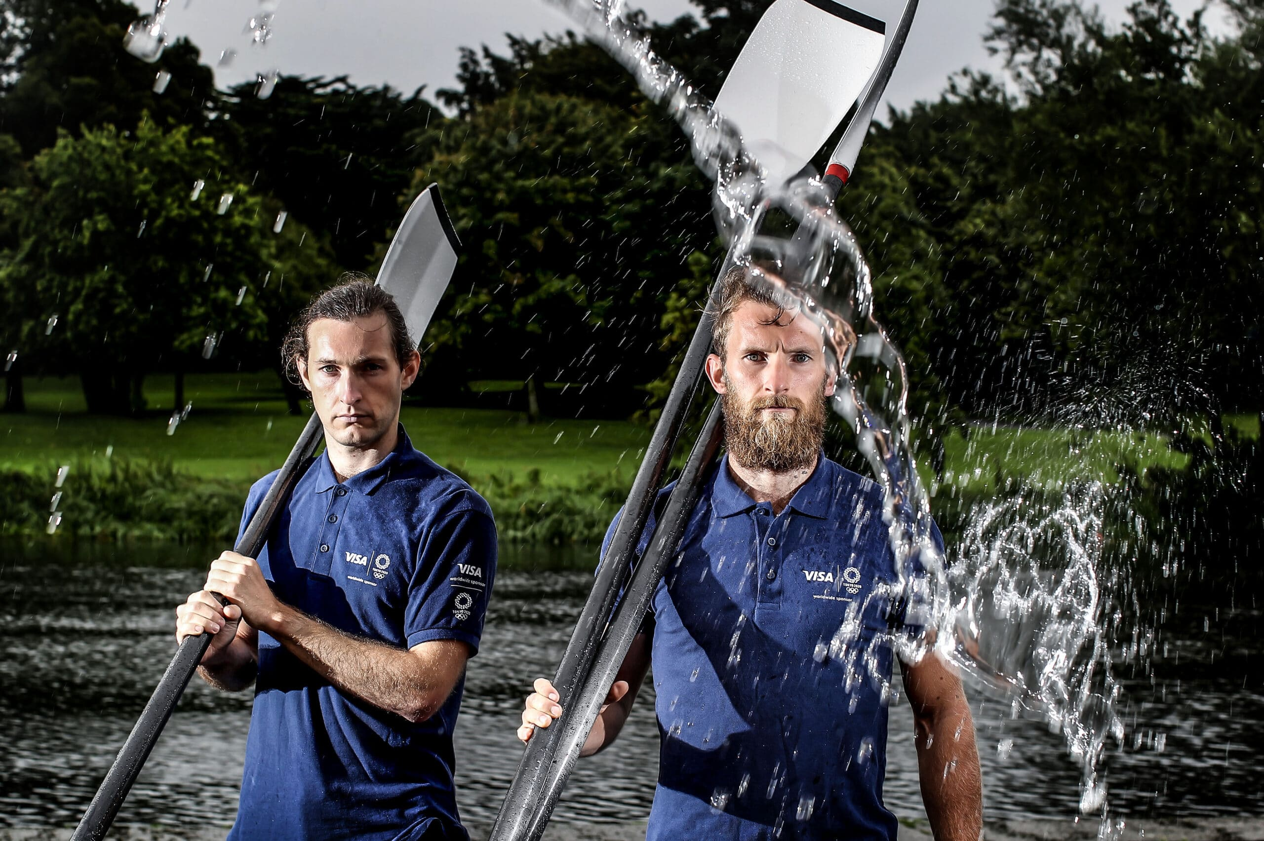 Visa announces extension of support for Paul and Gary O'Donovan