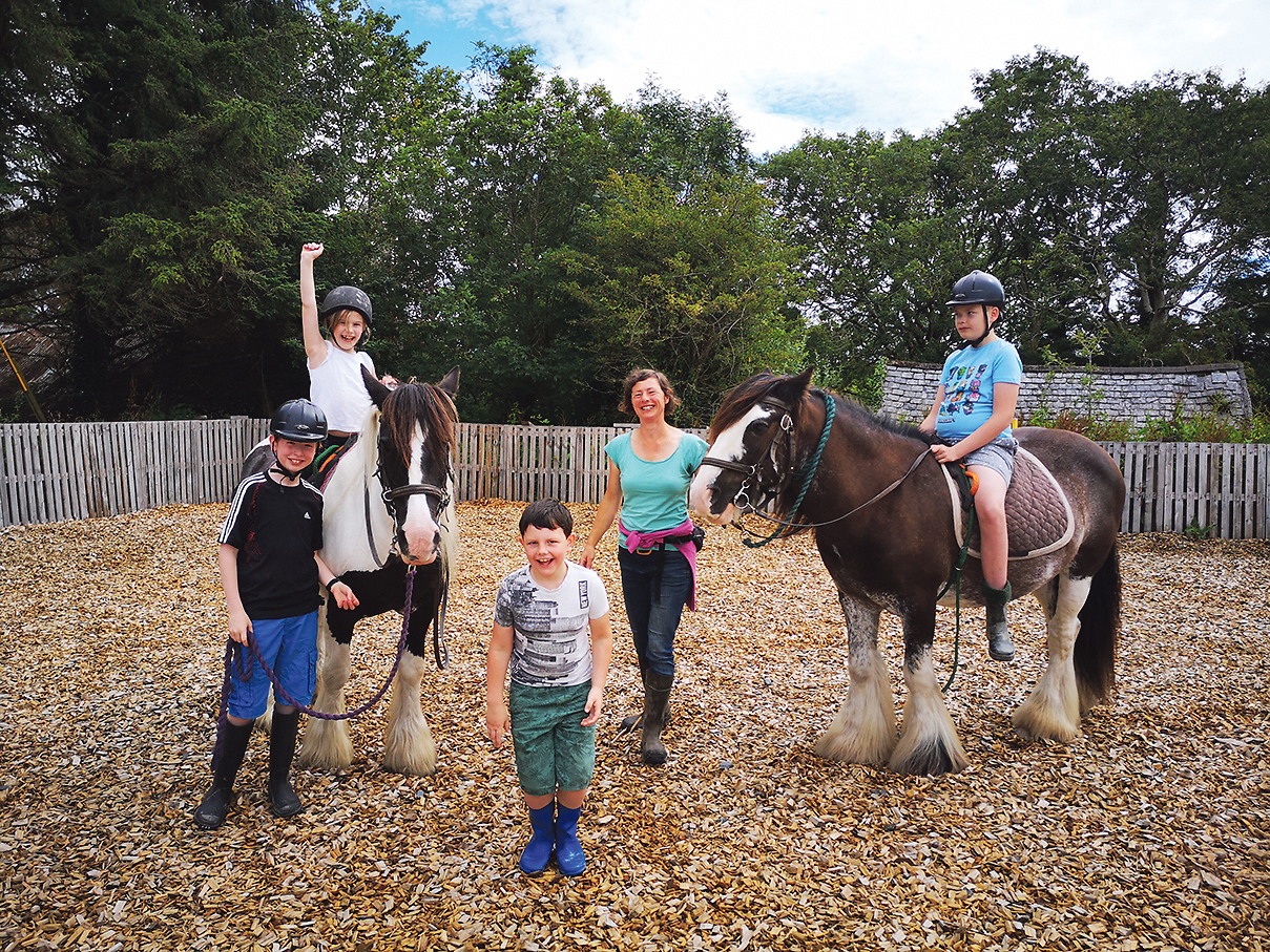 Hairy Henry helps children build life skills and emotional resilience