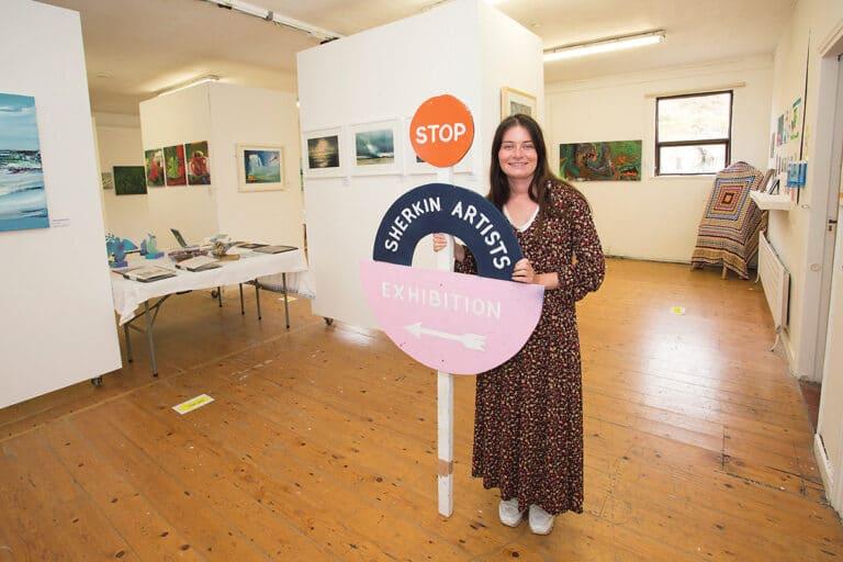 Annual art exhibition opens on Sherkin Island
