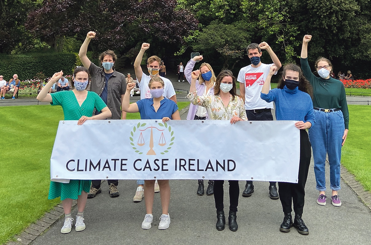 What does the Climate Case Ireland Judgment mean to me?