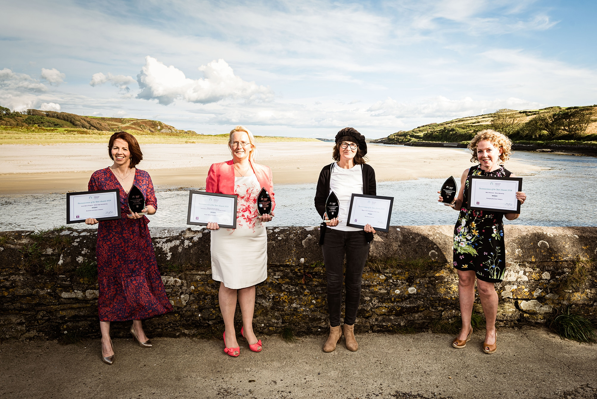 2020 Businesswoman of the Year winners announced at Network Ireland West Cork Virtual Awards ceremony