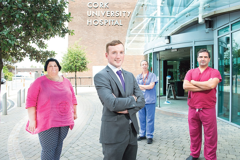 Bantry doctor shares his experience as a critically ill patient with Covid-19