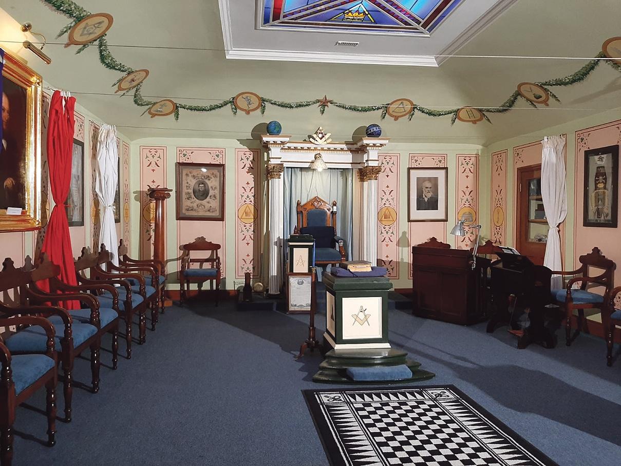 The 'Secrets' of Skibbereen's Masonic Lodge