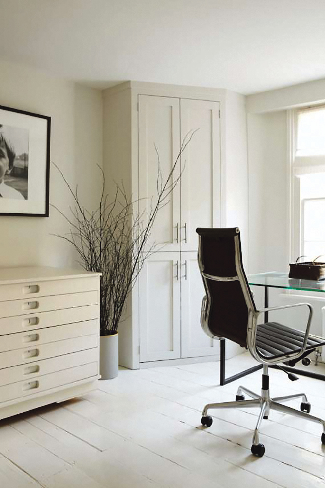 Setting up a home office to suit your needs
